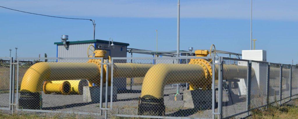 Измерительный комплекс узла учета газа — Волжская ТЭЦ-1